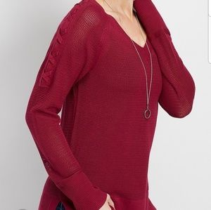 Maurices Lightweight VNeck Sweater